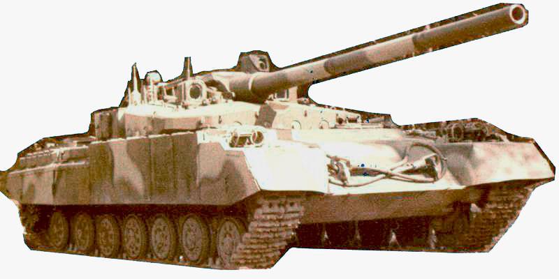 Izdeliye 490A BUNTAR prototype