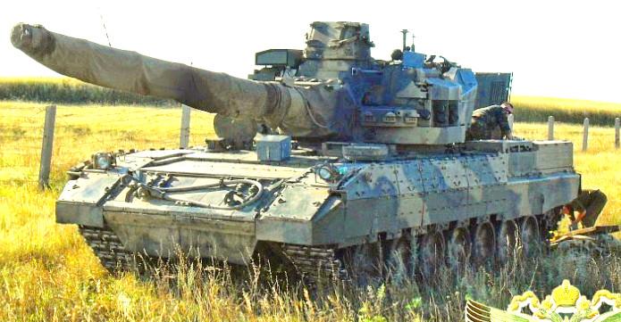 Izdeliye 195 t-195 t-95 mbt tank russia