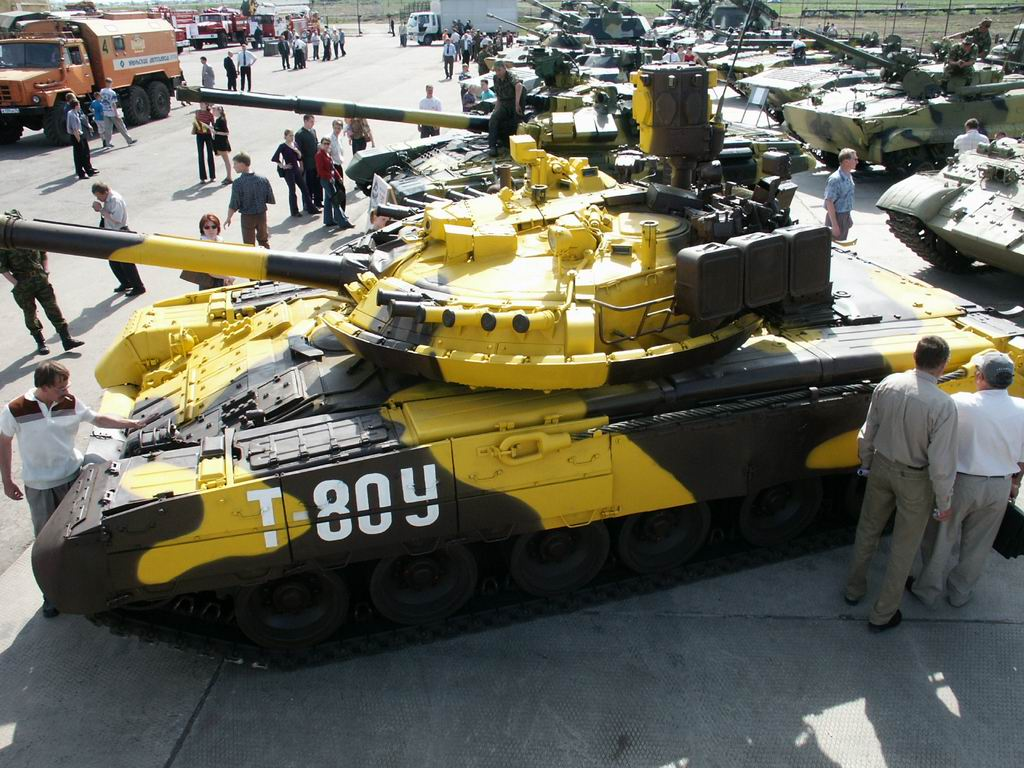 Carroarmato T-80UM1 MBT