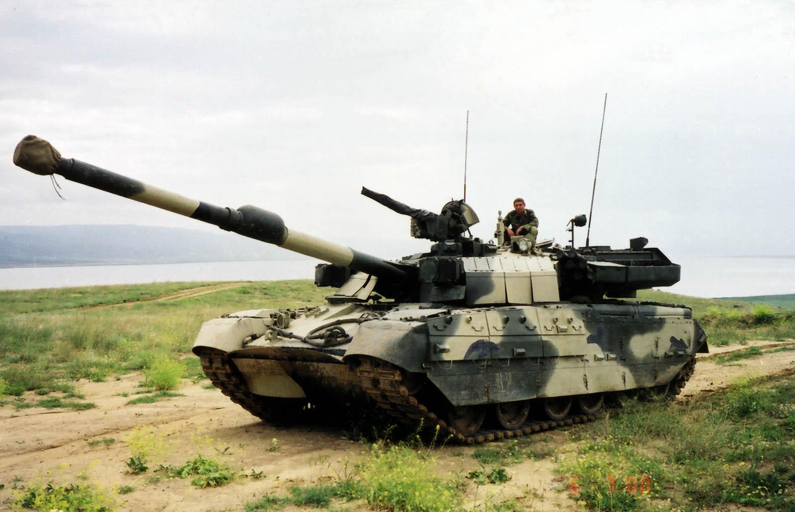T-84-120 Yatagan MBT Tank
