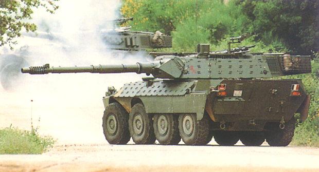centauro corazzatura reattiva romor reactive armour explosive era