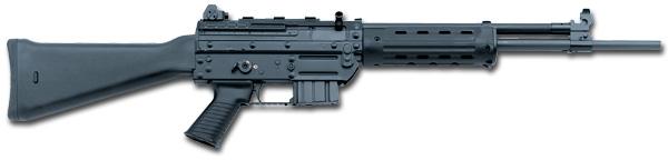 AR 70/90 .223 versione civile con caricatore da 10 colpi