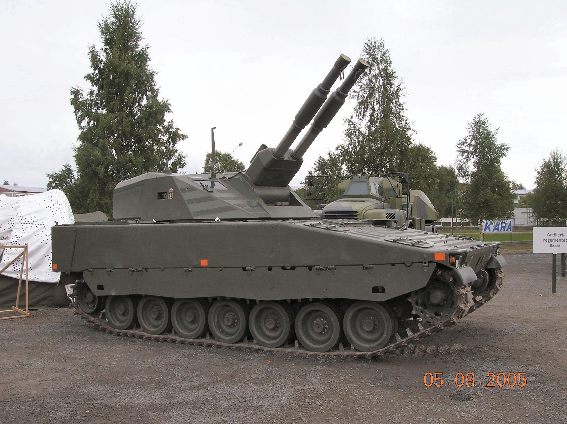 CV 90 AMOS (Svezia)