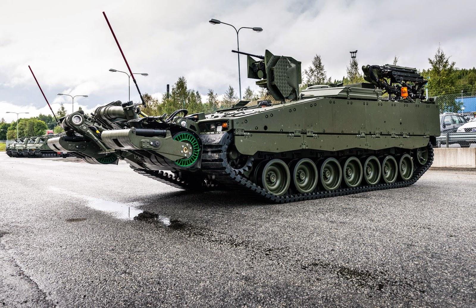 CV 90 ARV