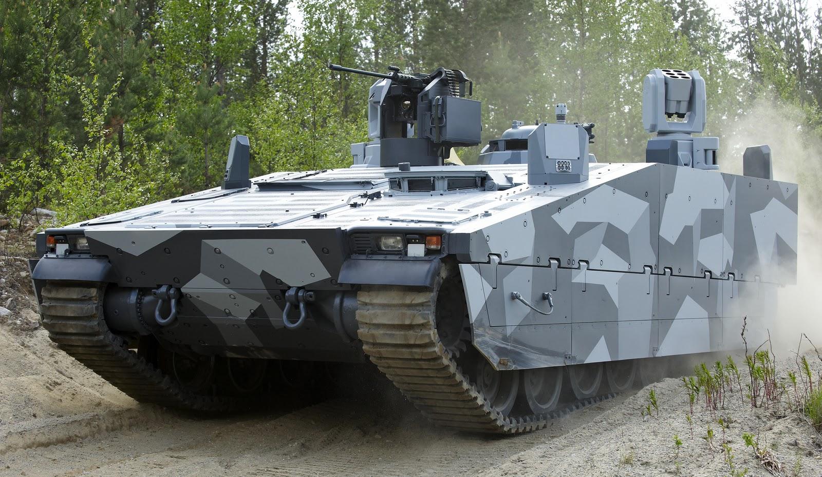 CV 90 Armadillo