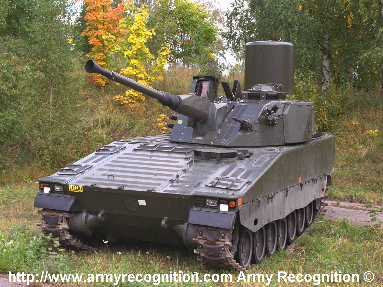 cv 9040 aav anti aircraft anti aereo sweden bae