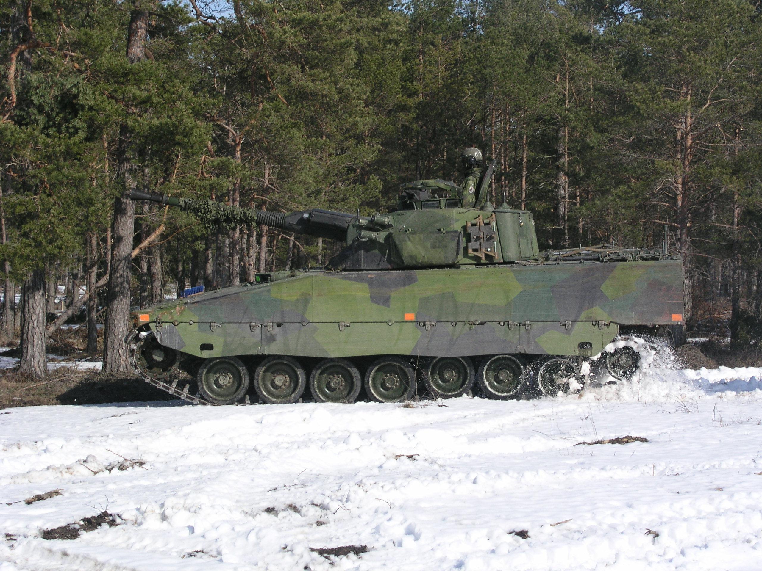 CV 9040 Svedese