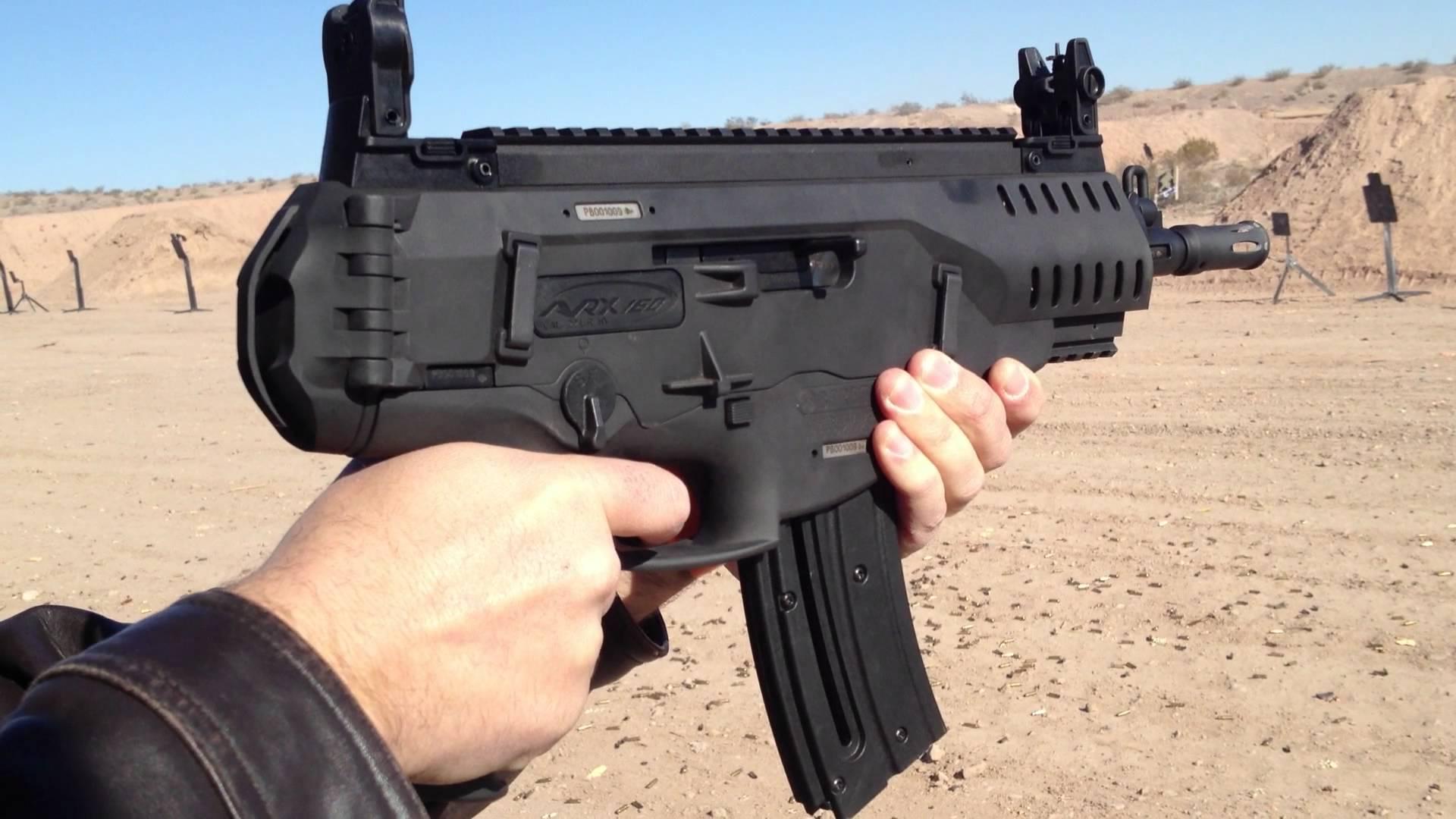 arx 160 pistol pistola .22 LR