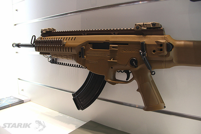 arx 160 caliber 7,62 x 39 mm