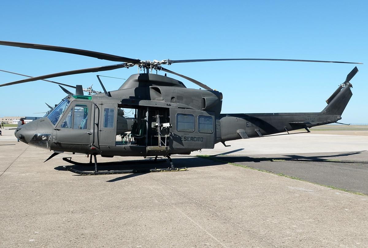 ab 412 grifone aviazione esercito