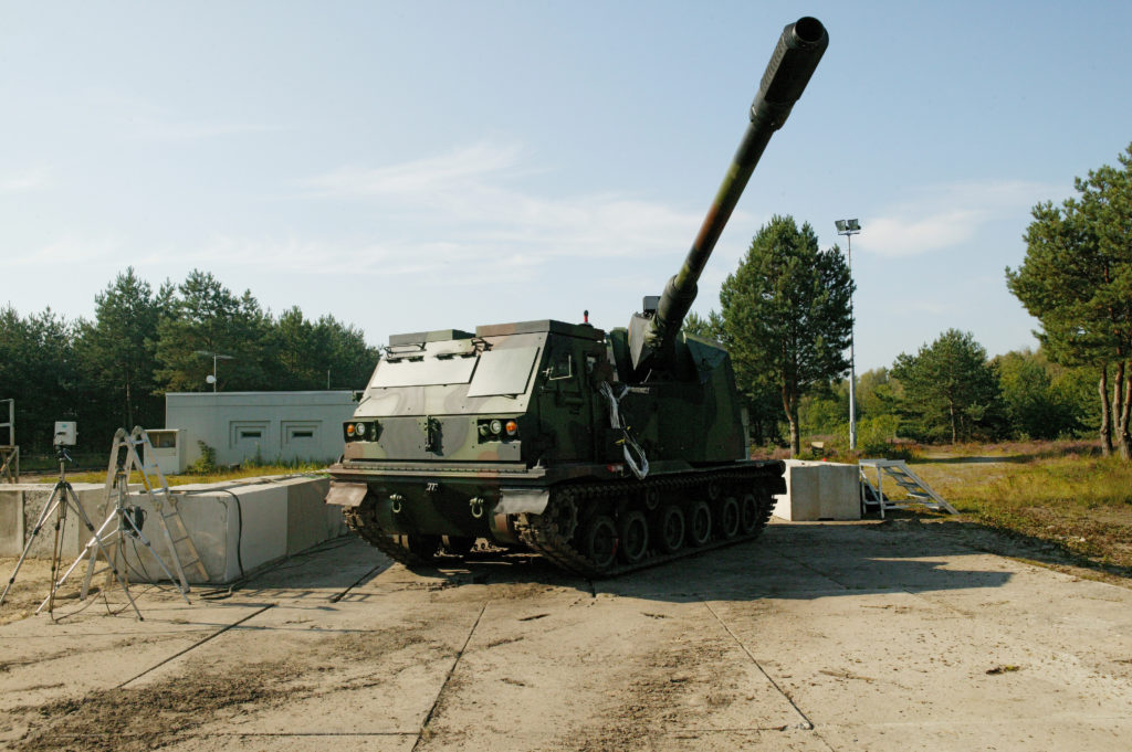 Sistema AGM su M270