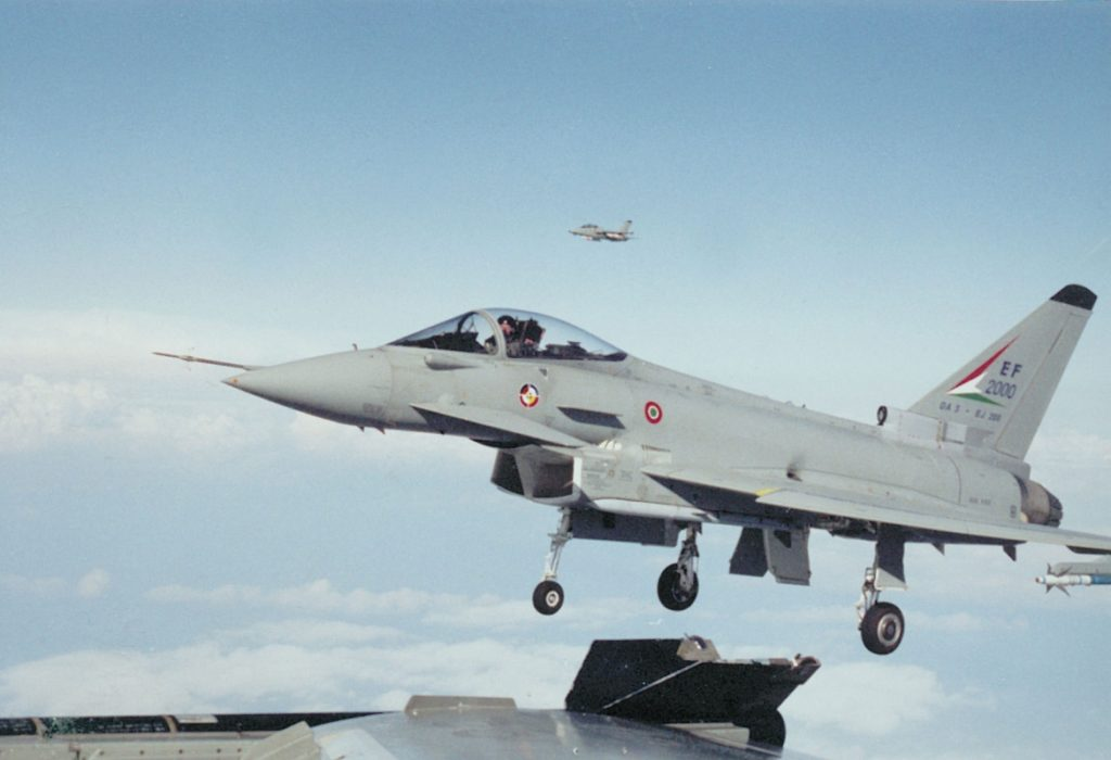 ef-2000 old name eurofighter typhoon