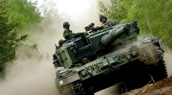leopard2 a4 leo tank mbt carroarmato