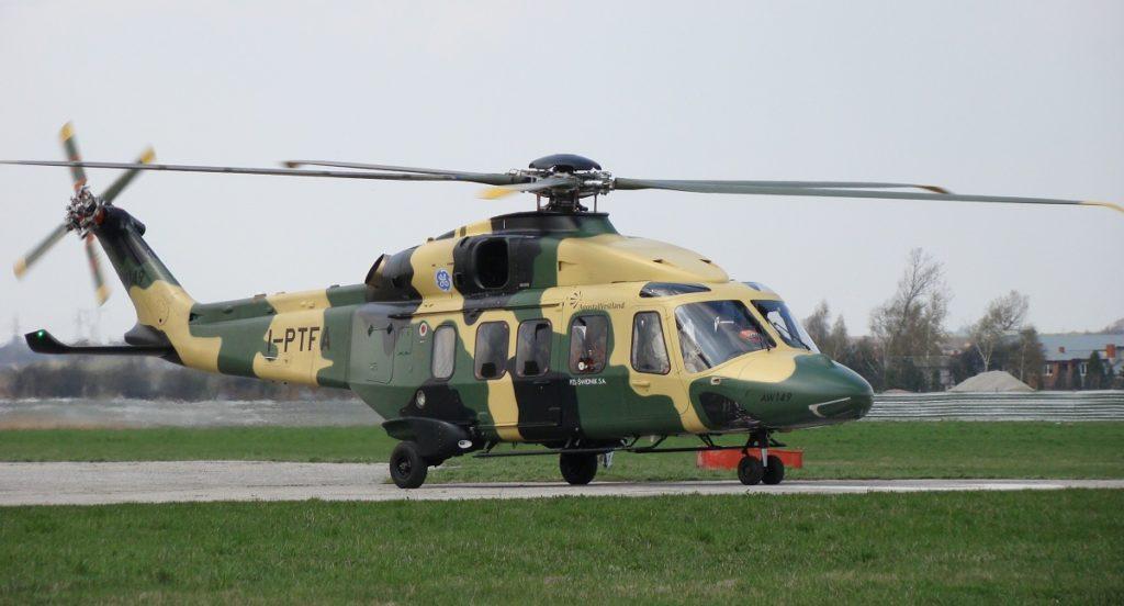 AW-149 augusta westland leonardo elicotteri