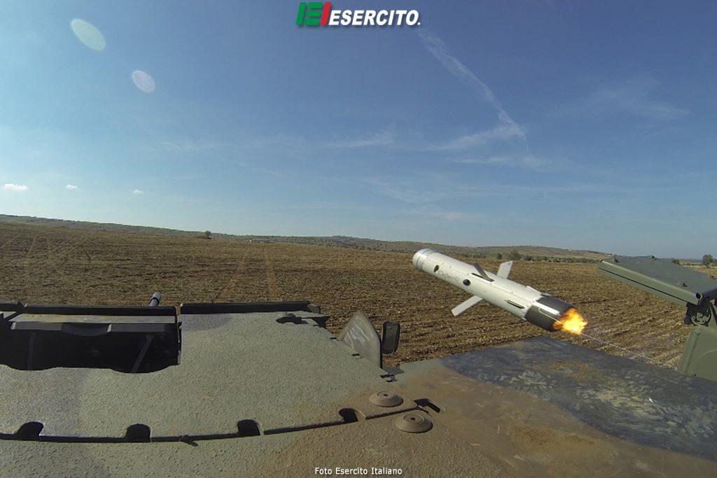 esercito italiano vbm freccia spike