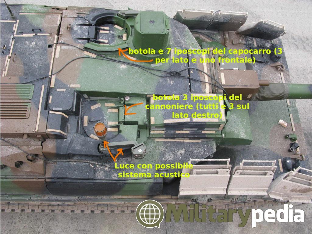turret torretta leclerc