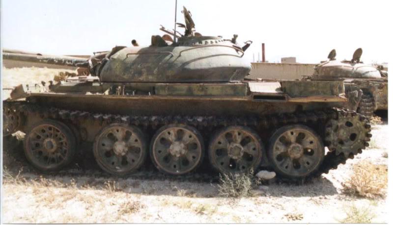 T-54-2 (modello 1949). Foto di Spud Murphy Andy.