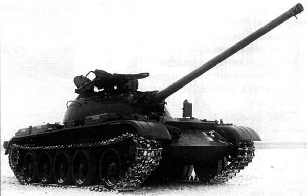 T-54M (Object 139 o Object 137M).