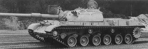 T-54E o Ramses II.