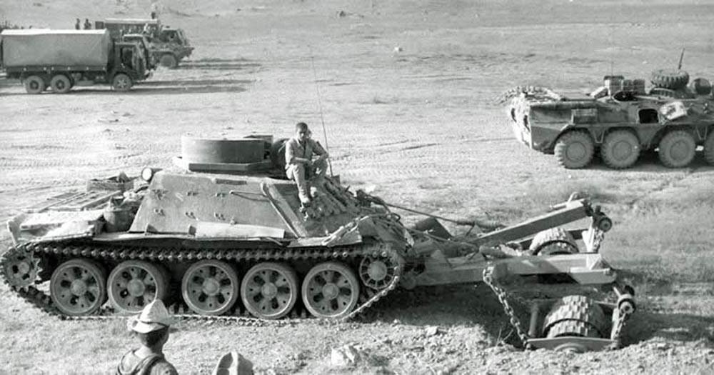 SU-122-54 ARV