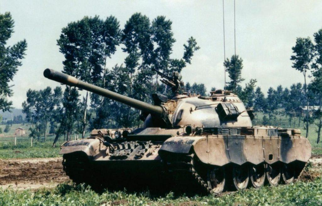 type 59 designator laser telemetro