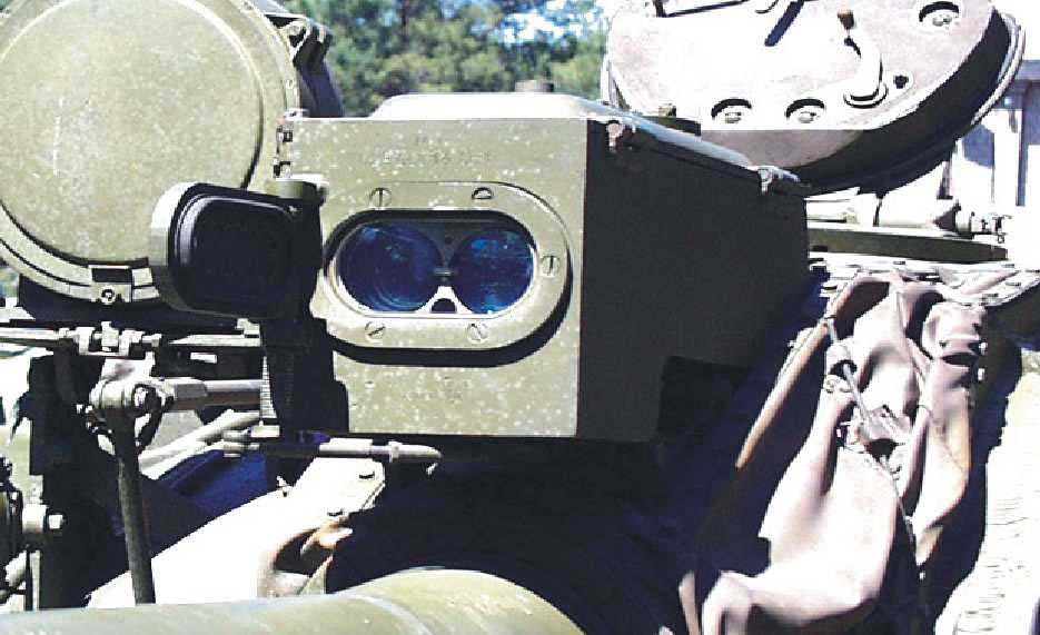 laser rangefinder telemetro laser tank kmdb t-54 t-55 t-62 type-59 laser