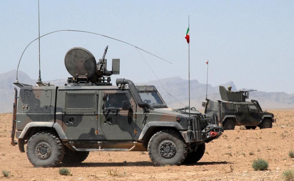 lince vtlm iveco lmv afghanistan