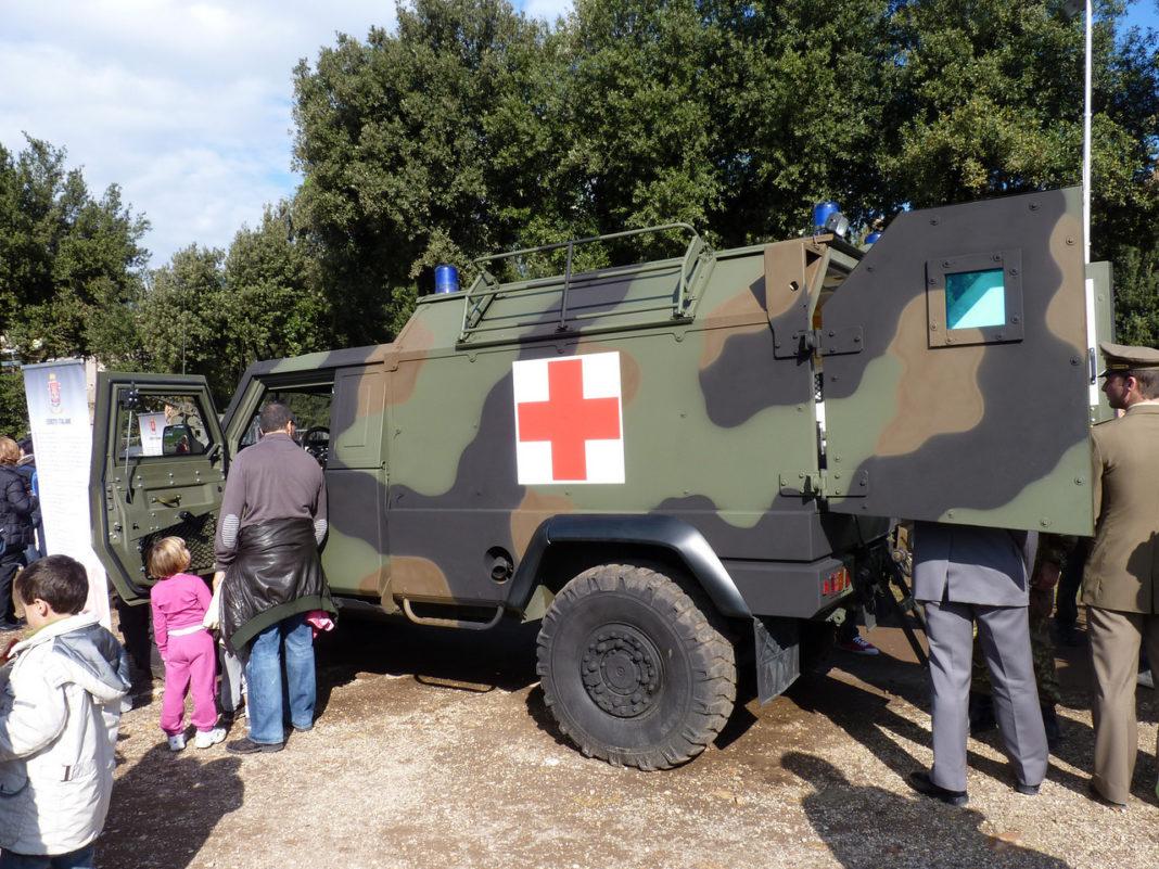 lince ambulanza roma