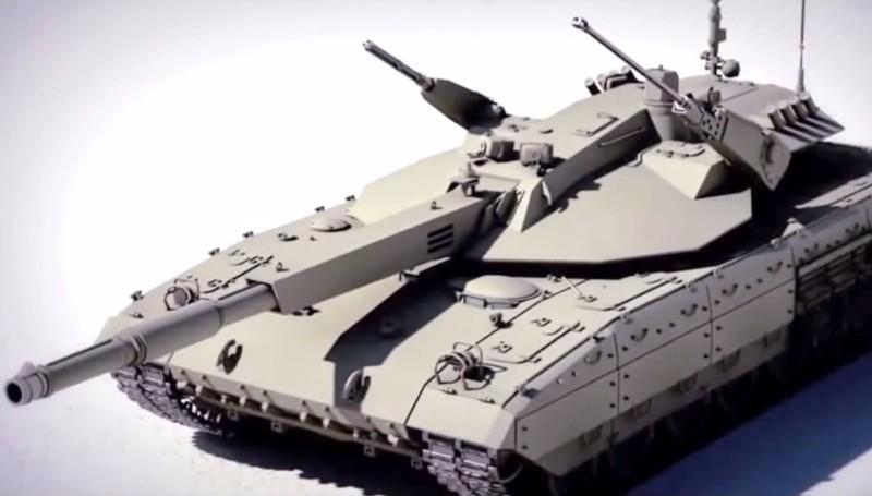 Armata T14 concept