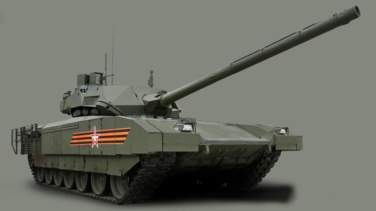 IL t14 Armata, futuro MBT della Russia