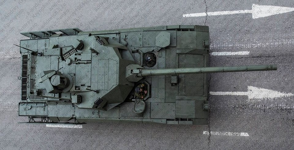 Carroarmato T-14 Armata