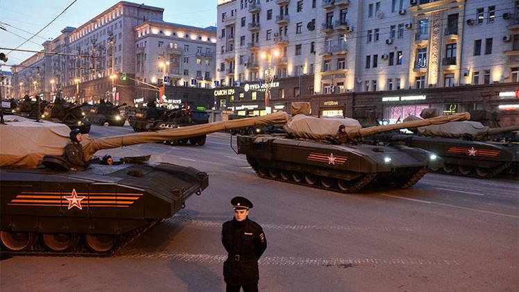 carriarmati armata t-14