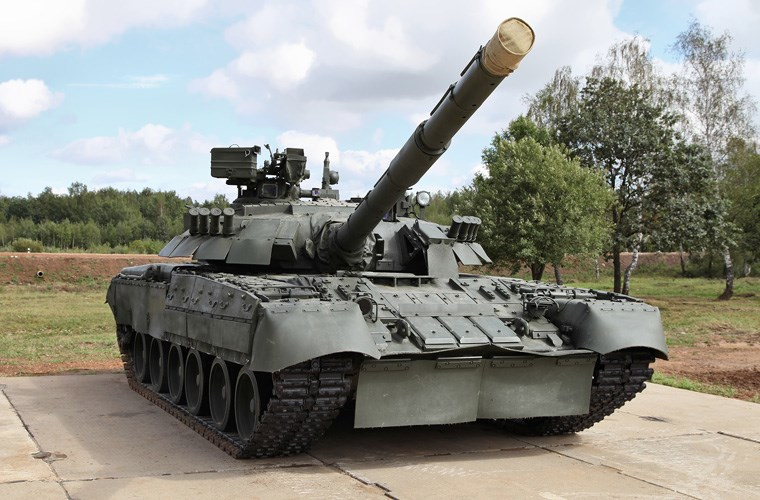 T-80UE mbt tank carroarmato