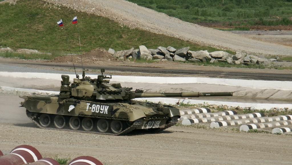 T-80 UK Command