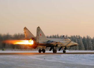 mig 31 aeronautica militare russa russia russian air force
