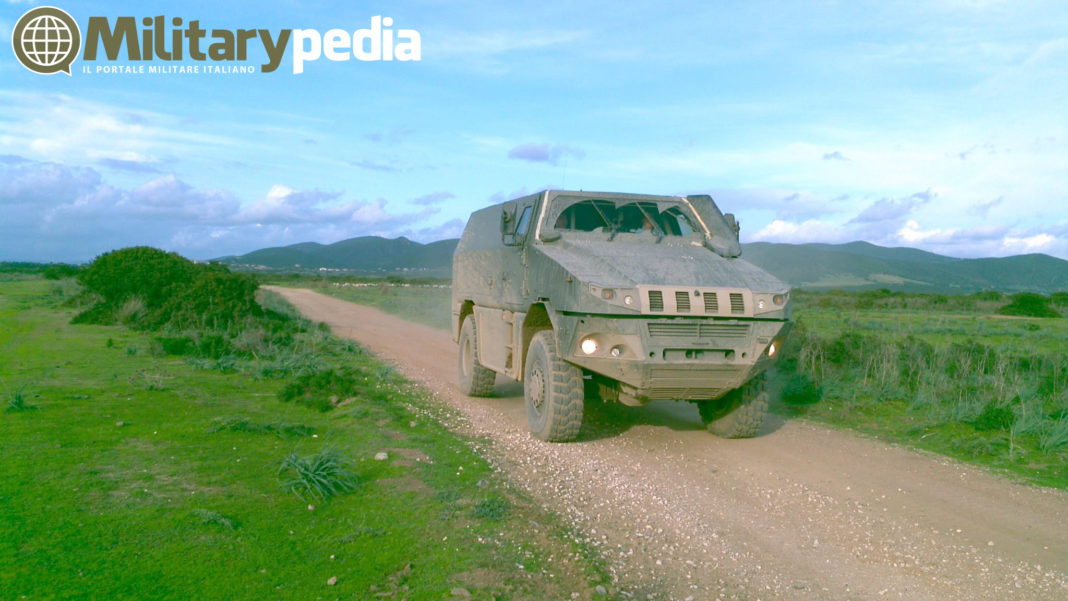 sardegna vtmm orso test 4000 km iveco esercito italiano