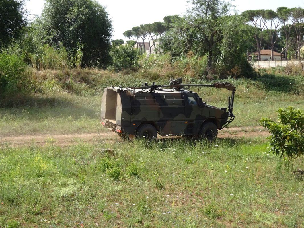 il vtmm orso dell'esercito italiano