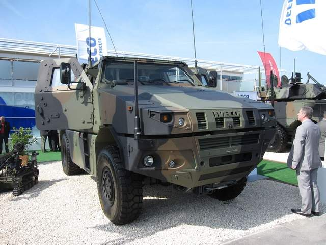iveco orso vtmm