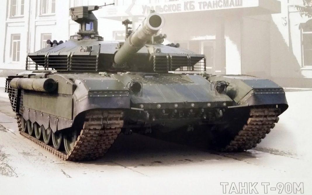 T-90M Proryv-3 tank mbt carro armato esercito russo