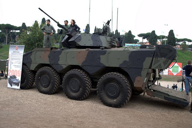 aifv vbm freccia esercito italiano