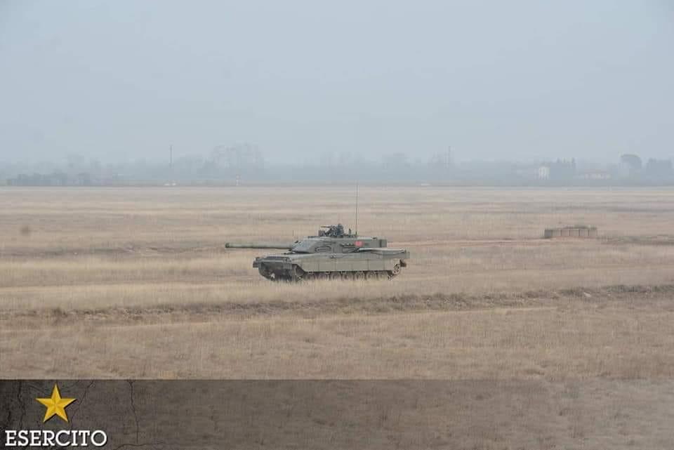 locandina esercito c1 ariete