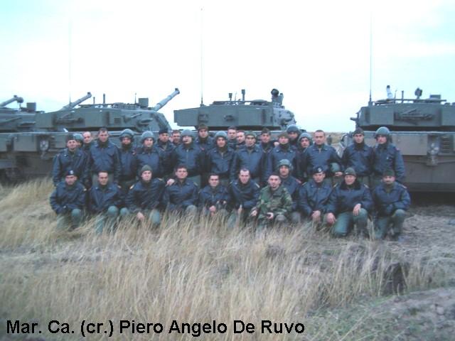 brigata ariete in esercitazione in Romania con c1 ariete