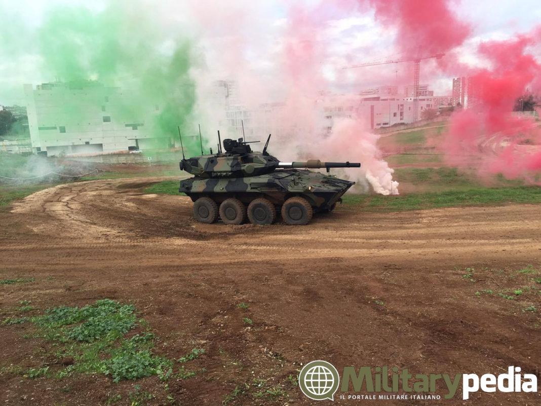 esercito italiano centauro blindo veicolo mezzo corazzato