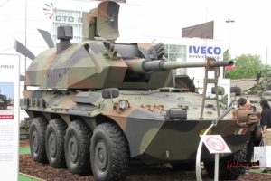aps ads scudo centauro ariete b1 c1 active protection defense system eurosatory 2010