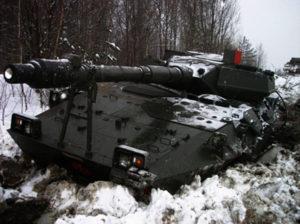 iveco centauro vbm freccia russia test 2012 2014 Novoroissisk