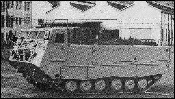 versione cargo carrier logistica c13 oto melara iveco dardo