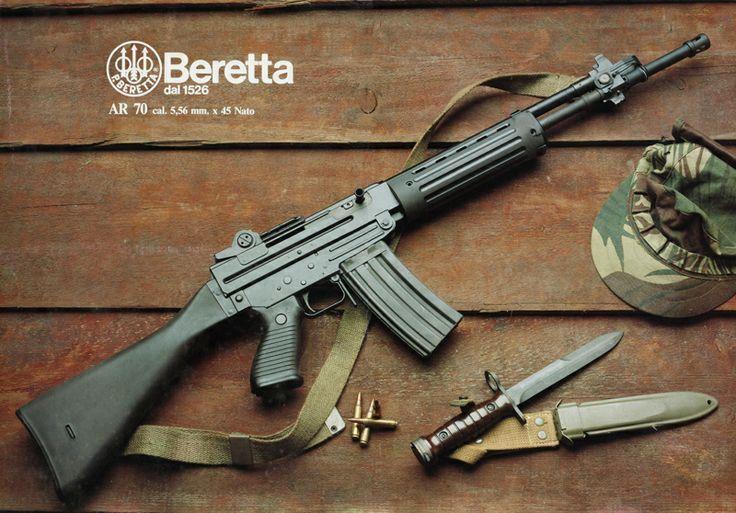 AR 70 .223 rem versione militare