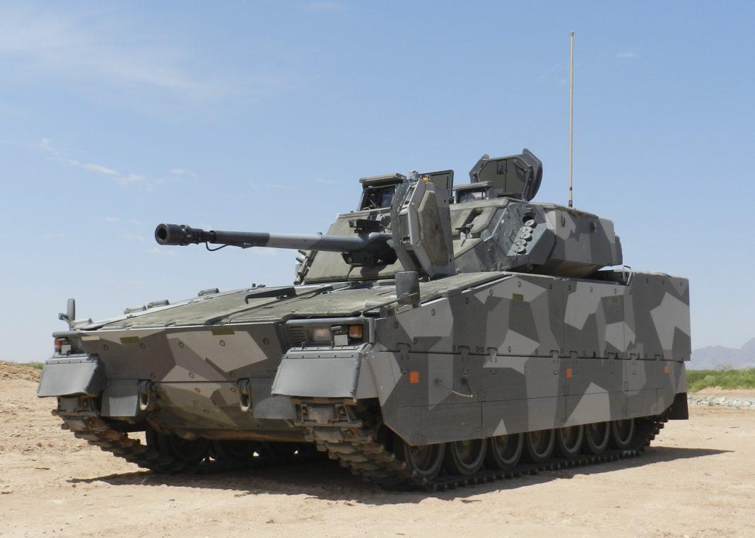 cv-90 strf 9035 saab bofors bae systems esercito veicolo mezzo corazzato
