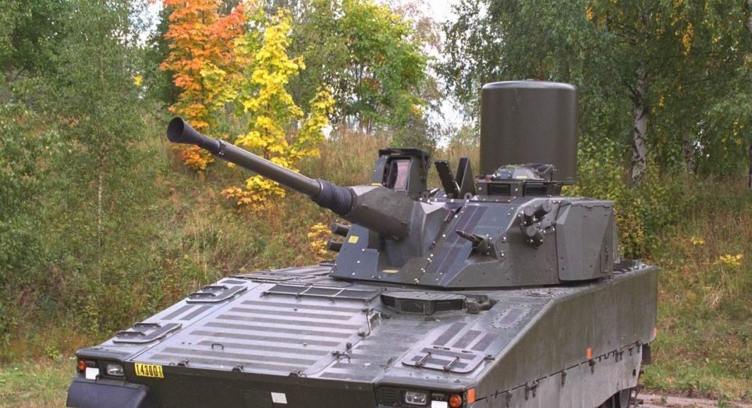 cv 9040 aav anti aircraft anti aereo sweden bae