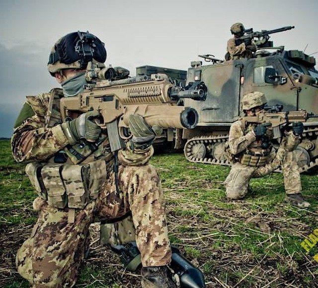 arx 160 esercito italiano bv 106